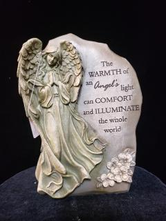 Angels Light Memory Stone