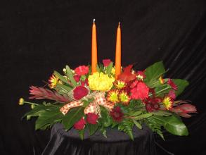Many Blessings Centerpiece