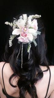 Prom Hair Pieces