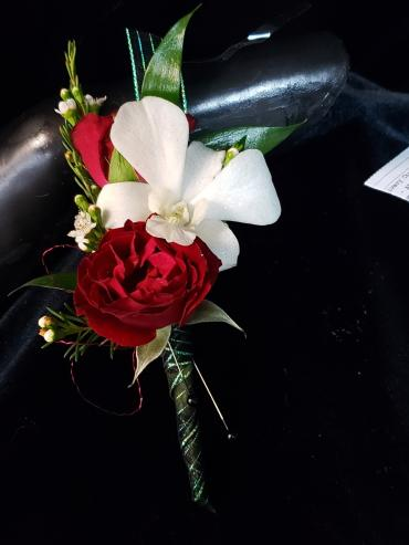 Prom Boutonniere 7