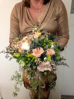 Romantic Garden Bouquet