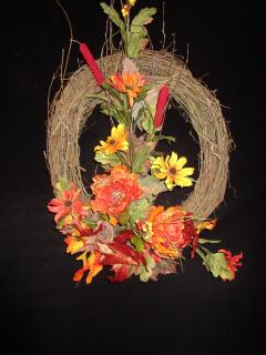Fields of Splendor wreath