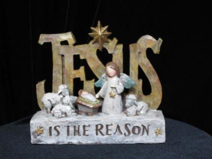 Jesus Shelf Plaque