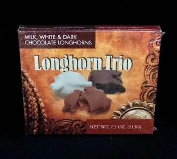Longhorn Trio by Lammes Candies