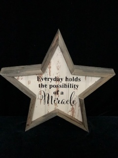 Everyday Miracle....star