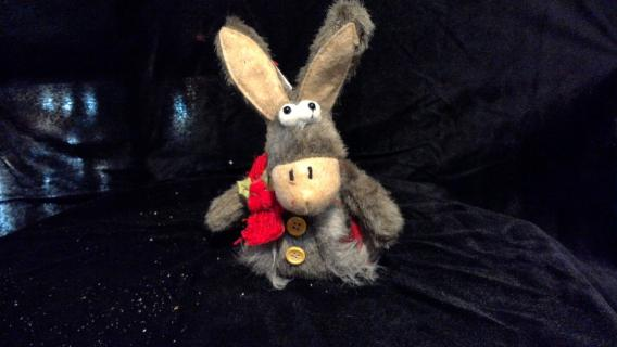 Dominic the Christmas Donkey Ornament
