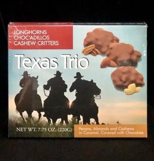 Texas Trio by Lammes Candies