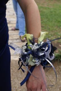 Prom Corsage 1