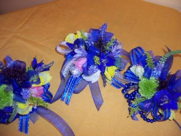 Mother and Grandmothers Corsage