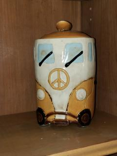Small Volkswagen Canister