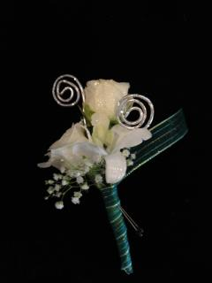 Prom Boutonniere 2