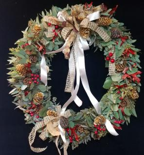 Eucalyptus Fresh wreath