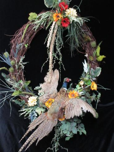 Huntsman Wreath