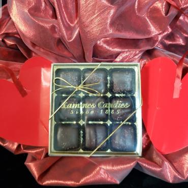 Sea Salt and Dark Chocolate Box