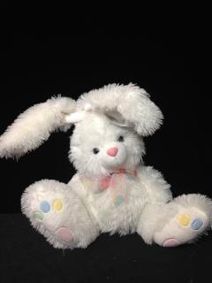 Large Plush Easter Bunny