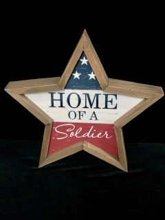 Home of a Soldier Star