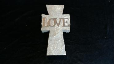 Love Stone Cross`