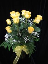 Yellow Roses Standard