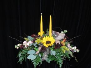 Bright Light Centerpiece