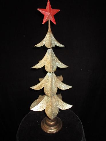Rustic Christmas Tree Sm